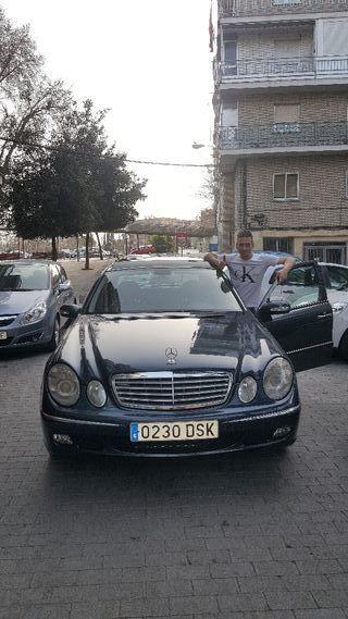 Mercedes-benz Clase E E350 4matic 2006