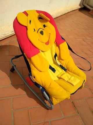 Hamaca infantil Winnie Pooh