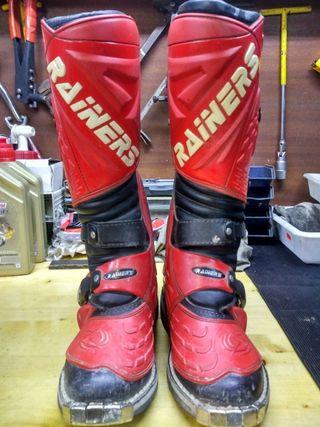botas de motocross / motocros