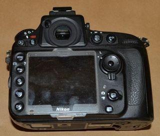 Nikon D800 36,3 MP