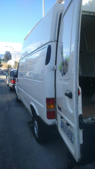 cambio Ford Transit 1999