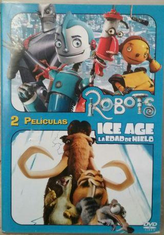 Robots y Ice Age
