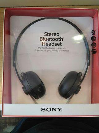 auriculares bluetooth sony a estrenar