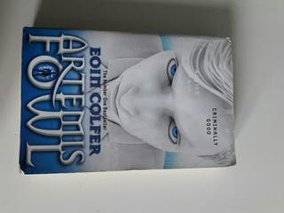 Libro en Ingles Artemis Fowl