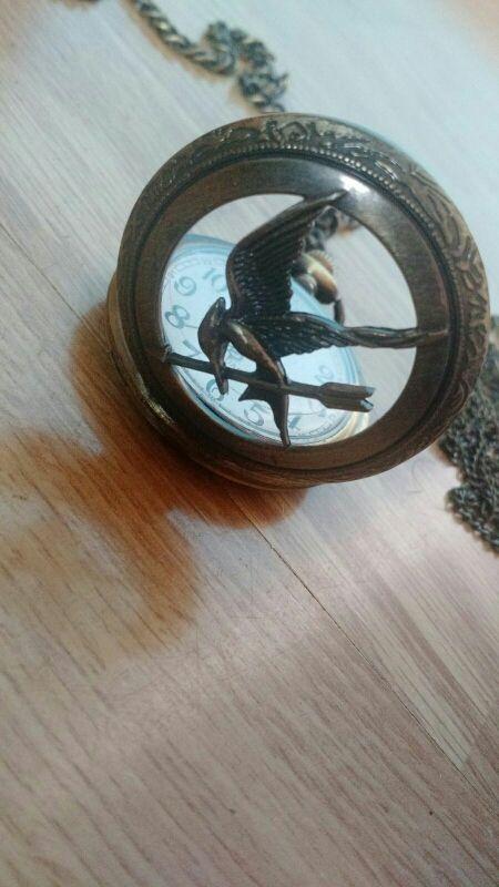 Reloj de bolsillo Sinsajo