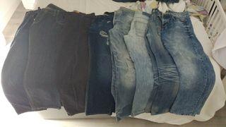 lote de pantalones vaqueros