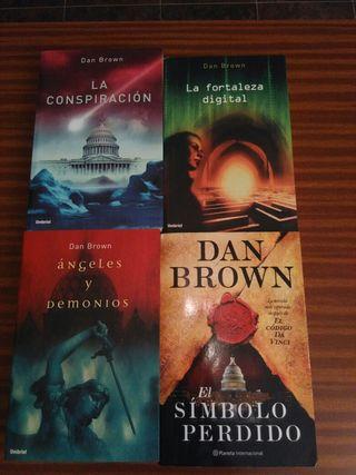 libros Dan Braun