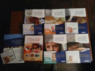 Libros y cds