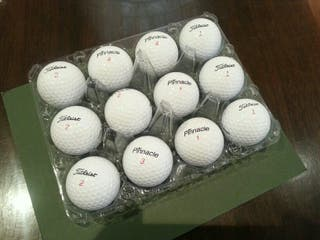 pelotas golf