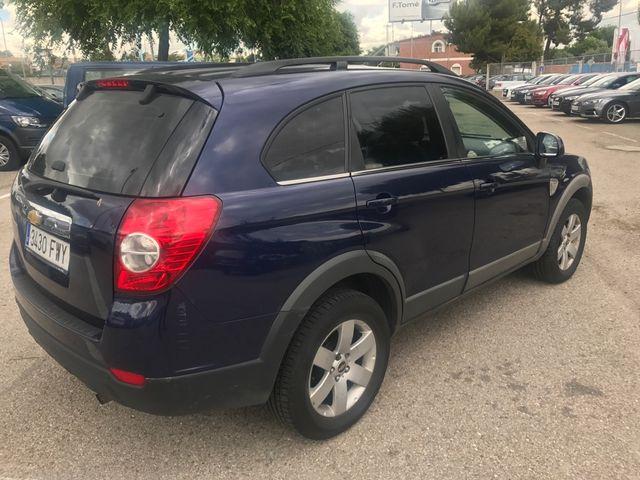 Chevrolet Captiva 2.0vcdi 150cv Diesel