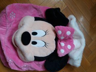 bolsa de Navidad de Minnie Mouse