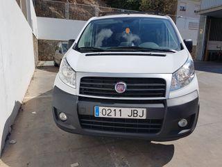 Fiat Scudo 2014 130cv control de traición manos