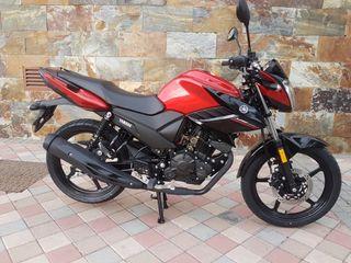 Yamaha ys 125 carnet b