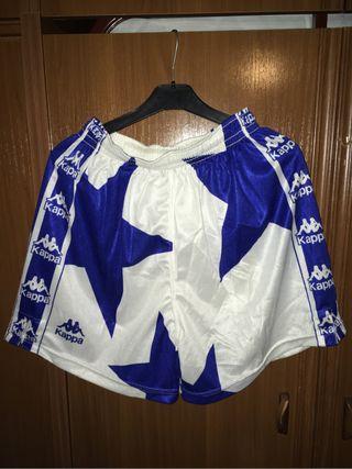 Pantalon fútbol Kappa