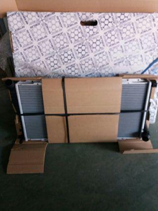radiador bmw 730d