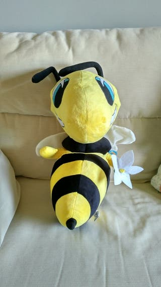 Peluche abeja