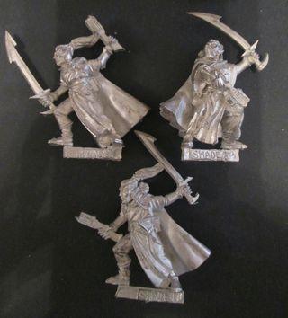 Warhammer elfos silvanos plomo