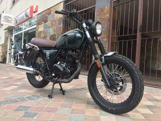 Ksr brixtom bx125 new euro4
