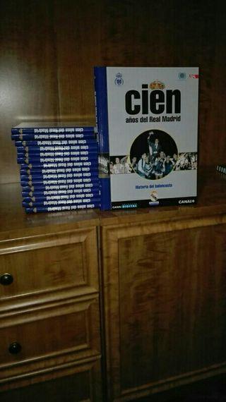 colección de libros del madrid