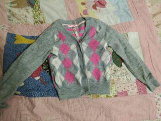 chaqueta 8 años