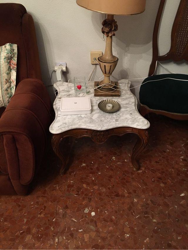 Lote muebles sal n de segunda mano por 240 en - Muebles salon segunda mano malaga ...
