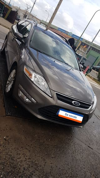 Ford Mondeo SB Límited Ed. 2012