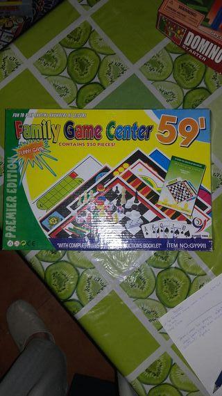 juego de mesa. Family Game Center 59