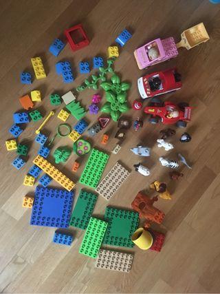 Lote piezas