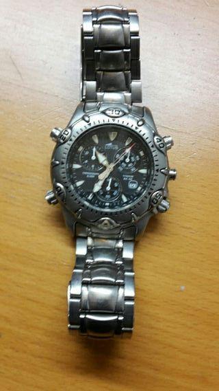 Reloj Titanium de segunda mano en Barcelona en WALLAPOP bc0542920b20