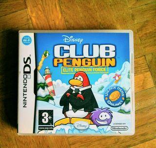 Club Penguin Elite Penguin Force NDS