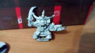 ghazghkull Warhammer