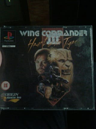 Wing commander 3, heart of the tiger