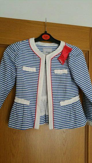 chaqueta niña mayoral