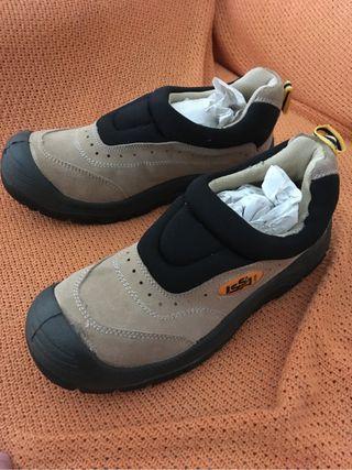 Zapatos seguridad proteccion
