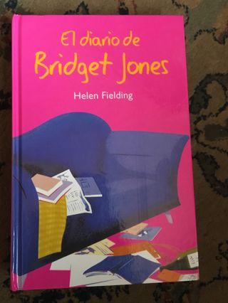 Libro El diario Bridget Jones