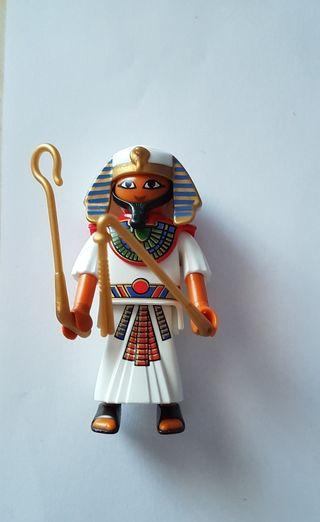 playmobil Faraon egipcio