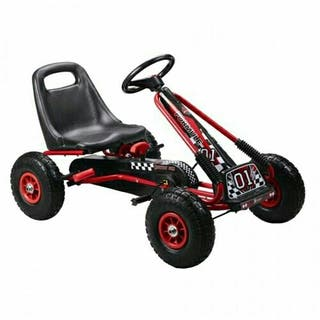 Kart a pedales de segunda mano solo quedan 4 al 65 for Sofa exterior wallapop