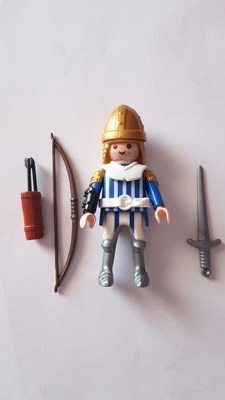 playmobil soldado arquero