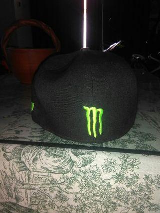 gorra monster