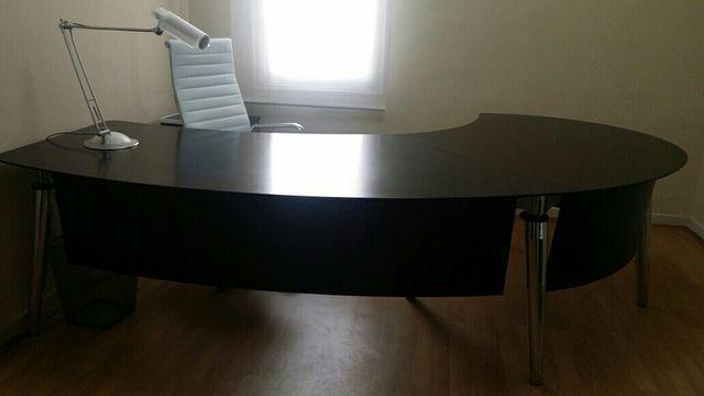 Mesa despacho diseño de segunda mano por 200 € en Soto de La ...