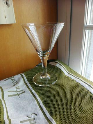 9 copas de vermut