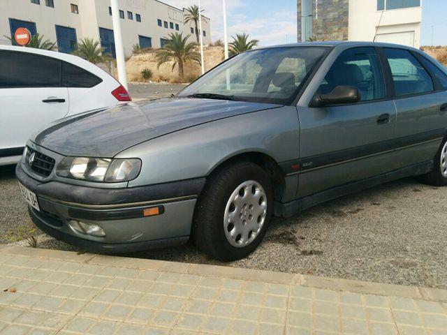 Renault Safrane 2.2dT 1998