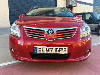 Toyota Avensis Advance Cross sport
