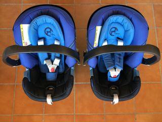 Silla Coche Cybex Maxi Cosi Grupo 0