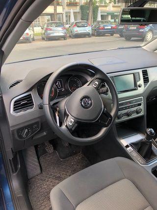 Volkswagen Golf sportsvan 2016