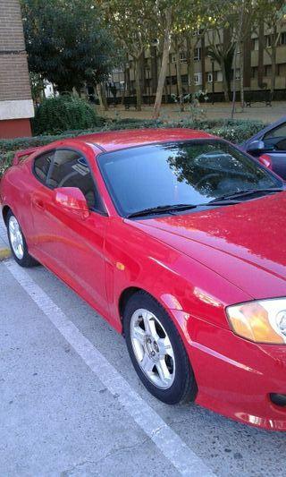 Hyundai Coupe 2003 1.6