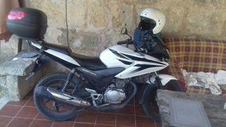 Moto honda cbf 125cc