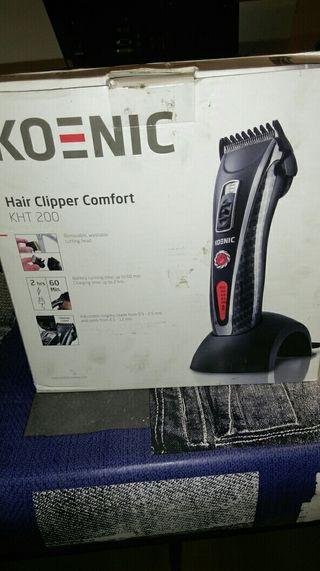 Maquinilla para cortar pelo
