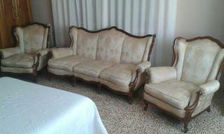 lote muebles clásicos