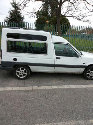 furgoneta Renault Express 1997 1.9 diesel